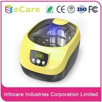 Fashion dentures ultrasonic jewelry cleaner for clothes