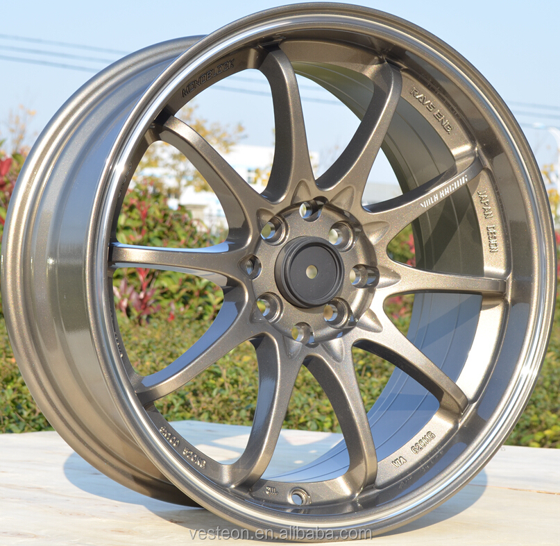 gold alloy wheels 15 16 17 18 19 20 inch