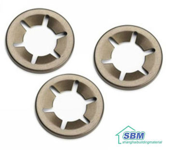 Serrated Lock Washer, Industrial Washers - A. V. Engineering ...