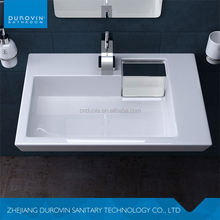 New arrival functional lavatory ceramic hand wash basin price