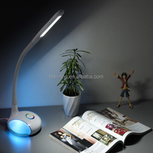 Wholesale cordless intertek led desk lamp with folding function