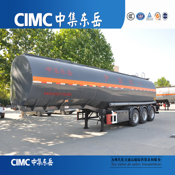 fuel tank trailer, oil transporting trailer, petroleum tank trailer