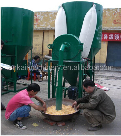 automatic high efficiency animal feed mixing machine with low price