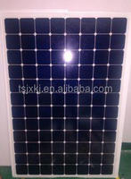 High Efficiency panel solar roll with Sunpower Solar Cells