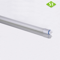 110lm/w 22w Price Led Tube 8 SMD2835 Ballast Compatible 1200MM Lighting T8 UL DLC