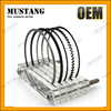 OEM 52.4mm GY6 125/150 Motorcycle Piston Ring Sets
