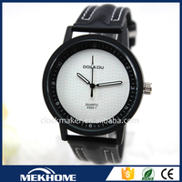 Hot sale promotion leather watch polar watch china