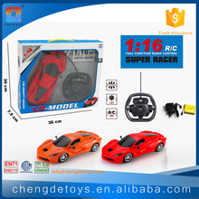 4CH 1 16 2 Stroke RC Cars For Sale Gas Powered Wholesale Traxxas RC Cars With Light