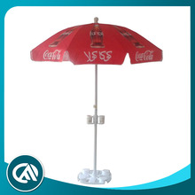 Custom wholesale outdoor table advertising cheap umbrellas