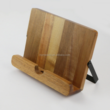 Wooden Table Stand Holder for Pad and Phone