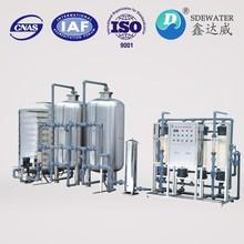 Stianless Steel Material RO-1000J(1000L/H) Water Purification Filter System