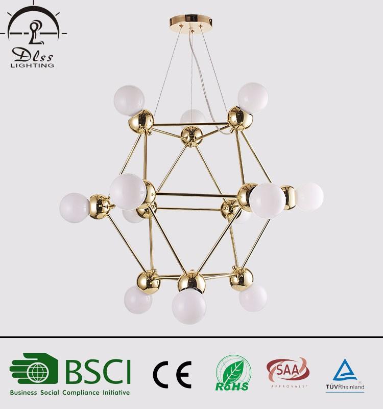 E27 modern Pendant Light with zhong shan factory