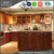 E1 high quality display kitchen cabinet for sale