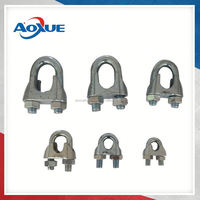 Small MOQ Malleable Cable Clamp Din741