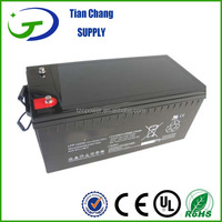 12V 230Ah Sealed Lead Acid SLA VRLA MF Gel Solar PV UPS Battery