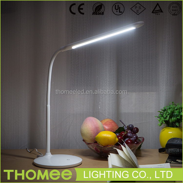 2016 THOMEE Brand LED table lamp dimmable lamps eye protection reading lamps