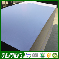 certificated plain or color melamine faced particle board/chipboard
