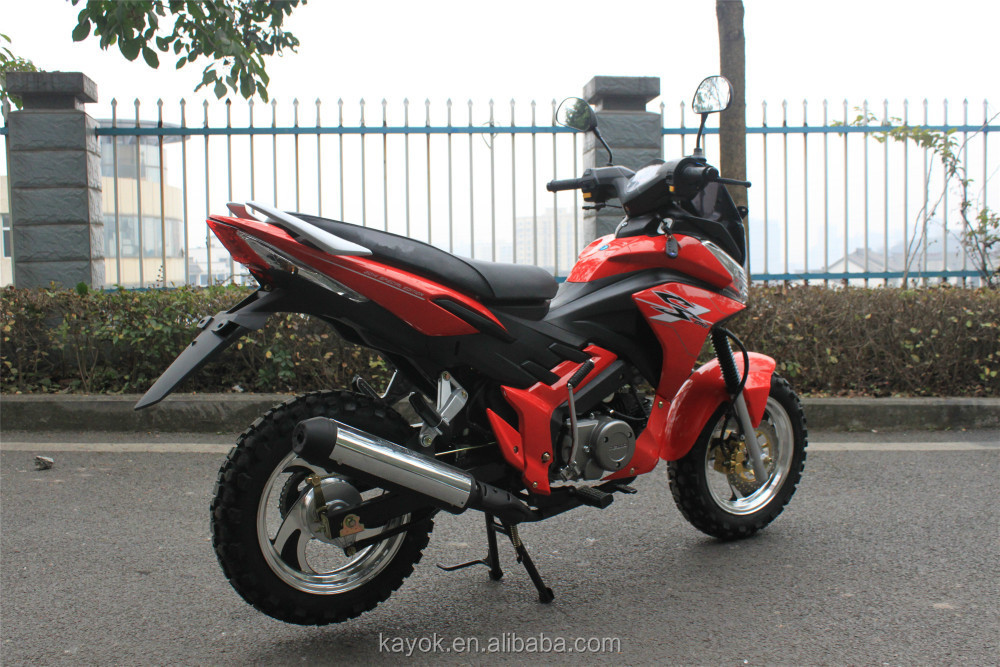 125cc Cheap Chinese Racing Motorcycle For Sale KM125-CP