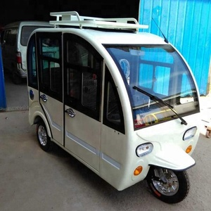 New Design Electric Pedicab with passenger seats/double rowing seats tricycle/e rickshaw