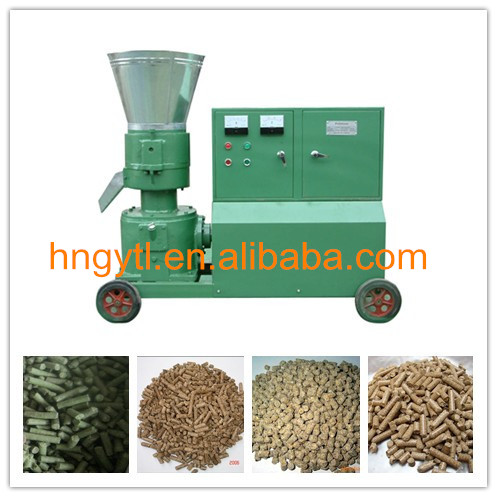 high capacity cottonseed hull pellet