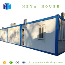 ready made assembly living container house plans prefabricated