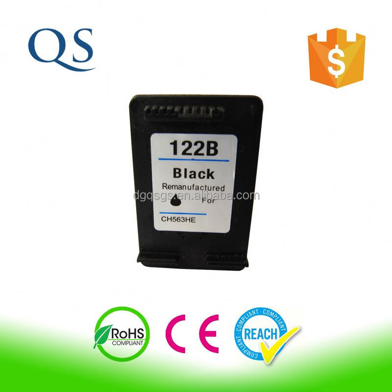 All ink cartridge wholesale for HP122 XL Model:CB563HE CB564HE