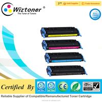HOT Q6000A Q6001A Q6002A Q6003A Compatible Color Toner Cartridge for HP Laserjet 1600/2600/2605/1015/1017Color Series