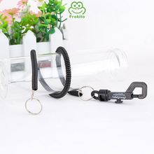 New product factory price retractable multicolor portable anti-lost coiled extension spiral cord