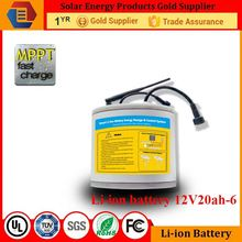 12V 30Ah lithium battery/the most reliable start-up power supply for mini hybrid vehicle /LYLIBR12V20B105