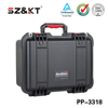 PP material and waterproof computer heavy duty instrument case
