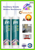 Waterproof Transparent Structure Neutral Silicon Sealant for Bathroom and Kitchen