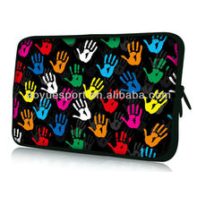 7 inch Printed Neoprene Bag