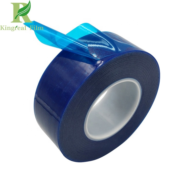 Anti Damage general purpose Verified Manufacturer Blue Protection Film <strong>PE</strong>