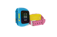 GPS/GSM/Wifi Tracker Watch for Kids Children Smart Watch with SOS Support GSM phone Android&IOS Anti Los R12