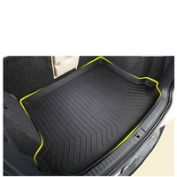Latest Special Custom Car Accessories Tail Box Mat Black Odorless TPO Car trunk Mat For Audi A5