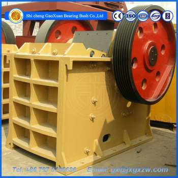 Energy Saving PE 400*600 jaw crusher aggregate crusher