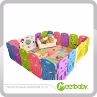 New design safety playpen baby safety playpen