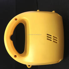 New Customized Design Plastic Product with Yellow Surface from HMT Mold Plastic Maker