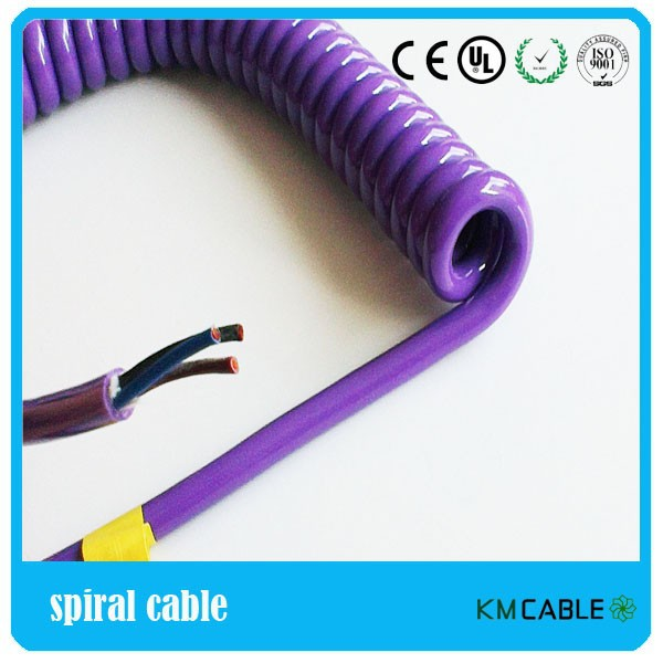 Electric ho7bq-f spiral cords