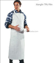 xionglin apron film for meat cooler with no sew tpu film