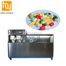 Automatic softgel capsule and tablet printing machine
