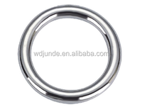 High Quality Welded O rings;stainless steel ring; 0 ring