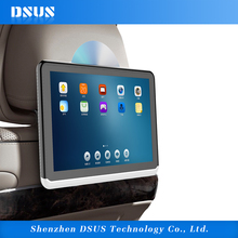 10.1 inch Removable Headrest Tablet Portable Car Monitor Android 6.0 DVD with Touch Screen