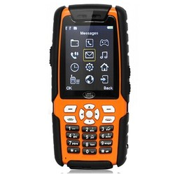 "NO.1 a9 Rugged Waterproof Shockproof 2.4"" 4800mAh Dual SIM Outdoor rugged phones a9"