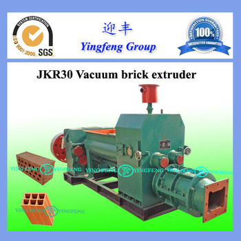 JKR30 soid brick making machine,automatic solid clay brick making machine