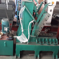 Waste Tyre Cutter For Tire Pyrolysis Industry