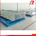 light weight wall panel machine hollow core panel production line