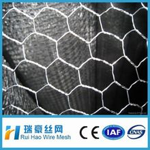 High quality galvanized hexagonal wire netting mesh with best price