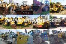 kawasaki wheel loader 85z - Japan machinery