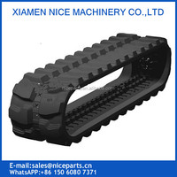Rubber Track Chain BULLDOZER Rubber Chain